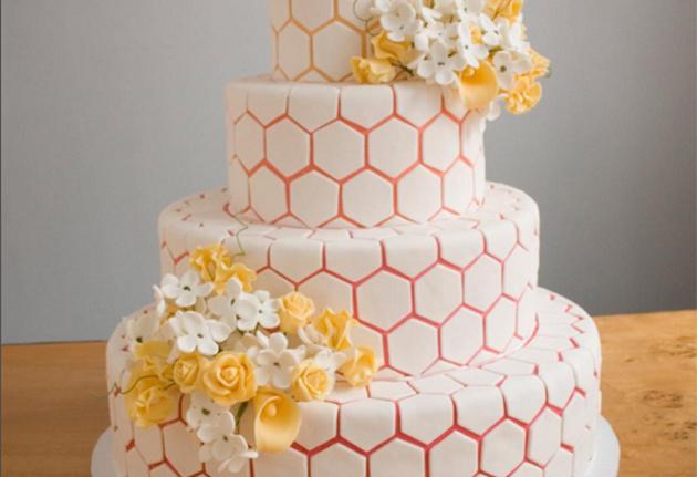 a white cake video