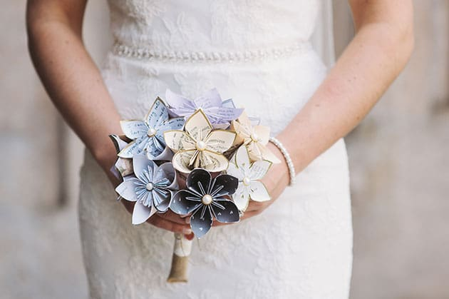 bridal bouquet alternative ideas