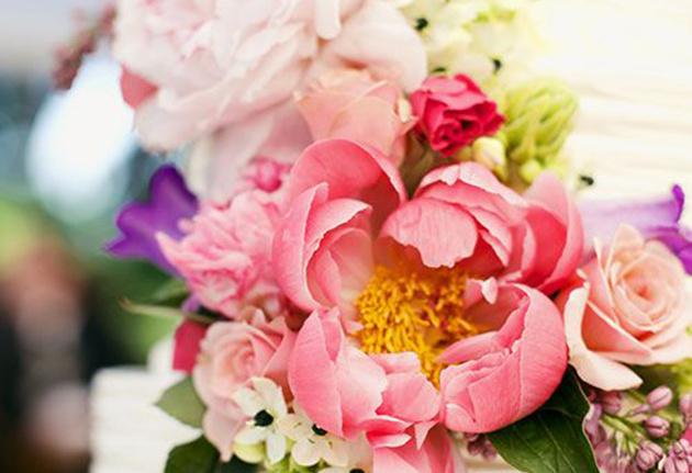 flower wedding cakes pinterest