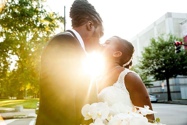 Dannell Ellerbe North Carolina Wedding Ross Oscar Knight