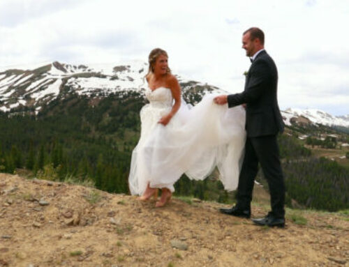 Ten Mile Station, Breckenridge, CO – Kaitlin & Justin's wedding video