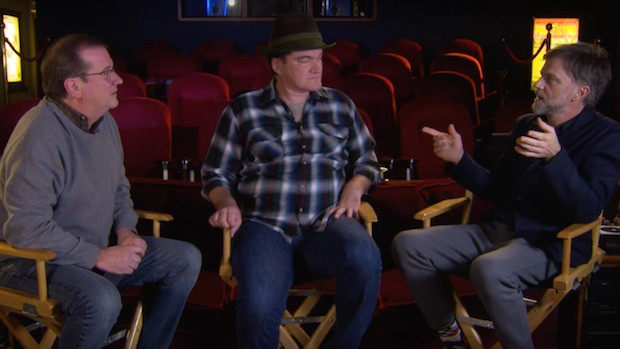 Quentin Tarantino and Paul Thomas Anderson Talk 70mm on Christmas Eve
