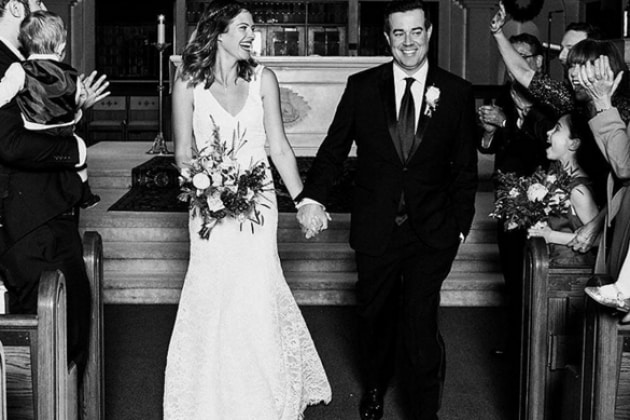 Carson Daly is a Married Man! The TV Host Wed Siri Pinter in an Intimate, Christmastime Ceremony