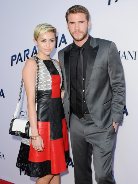 Nicholas Sparks Finally Comments on Miley Cyrus and Liam Hemsworth Getting Back Together