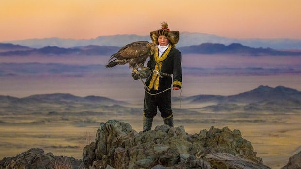 Christopher Raymond on Shooting in the Remote Regions of Mongolia for The Eagle Huntress