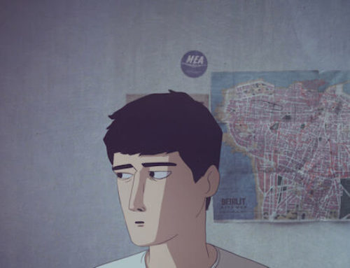 Ely Dagher on Blending Animation, Photography and Video in Sundance Short Waves '98