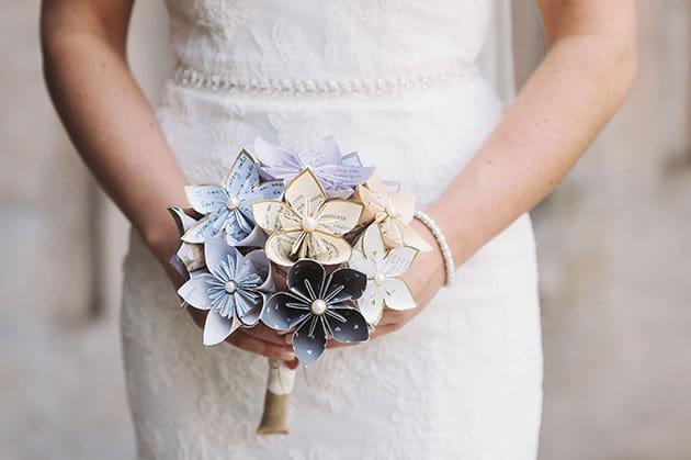 bridal bouquet alternative ideas