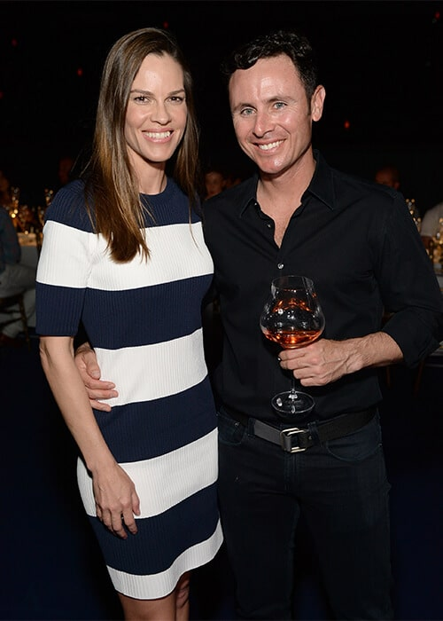 hilary swank ruben torres engaged