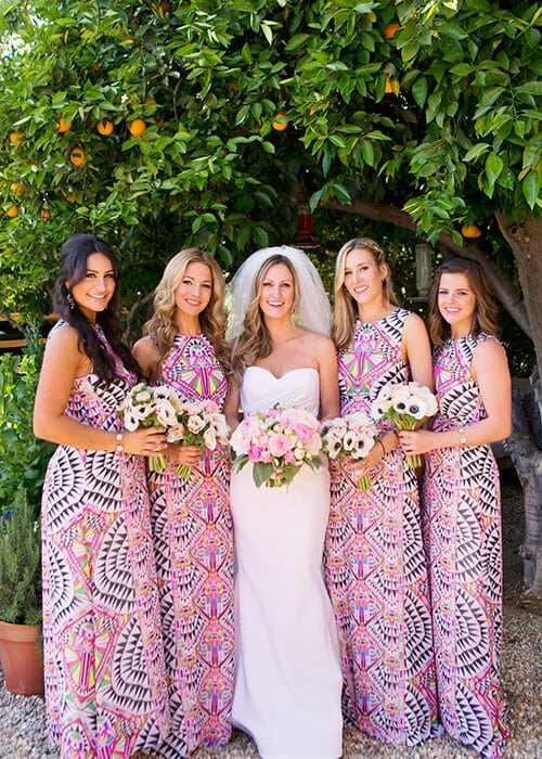 how to delegate tasks to bridesmaids