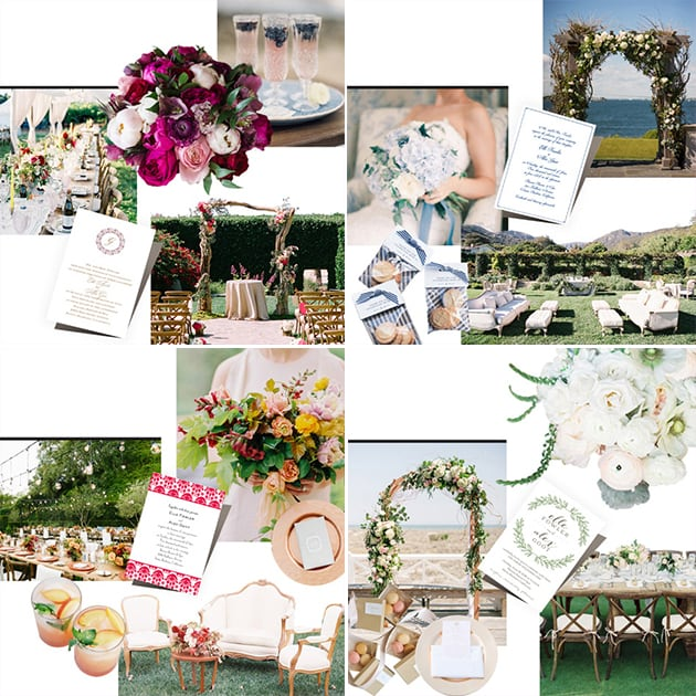 BRIDES Live Wedding 2016: Vote on Elle Fowler's Wedding Décor