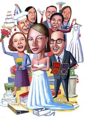 How do I Choose my Wedding Day Vendors?