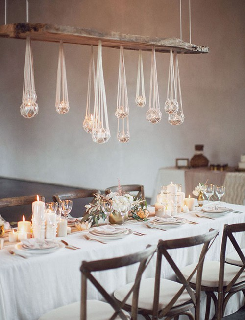 minimalist wedding with major wow factor tips