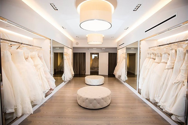 wedding atelier alternative bridal shops new york city