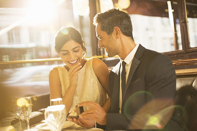 9 Subtle Signs He's Probably Going To Propose Soon