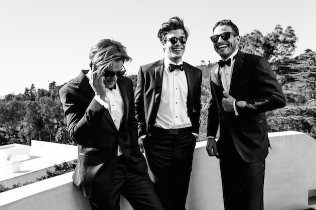 BRIDES Southern California: 5 Shops to Get the Perfect Wedding Tux in Los Angeles