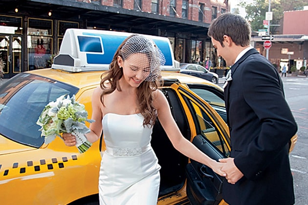 BRIDES Chicago: Wedding Day Transportation for Every Bride's Taste