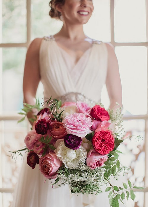 BRIDES Dallas: 5 Wedding Florists That Will Create the Bouquet of Your Dreams