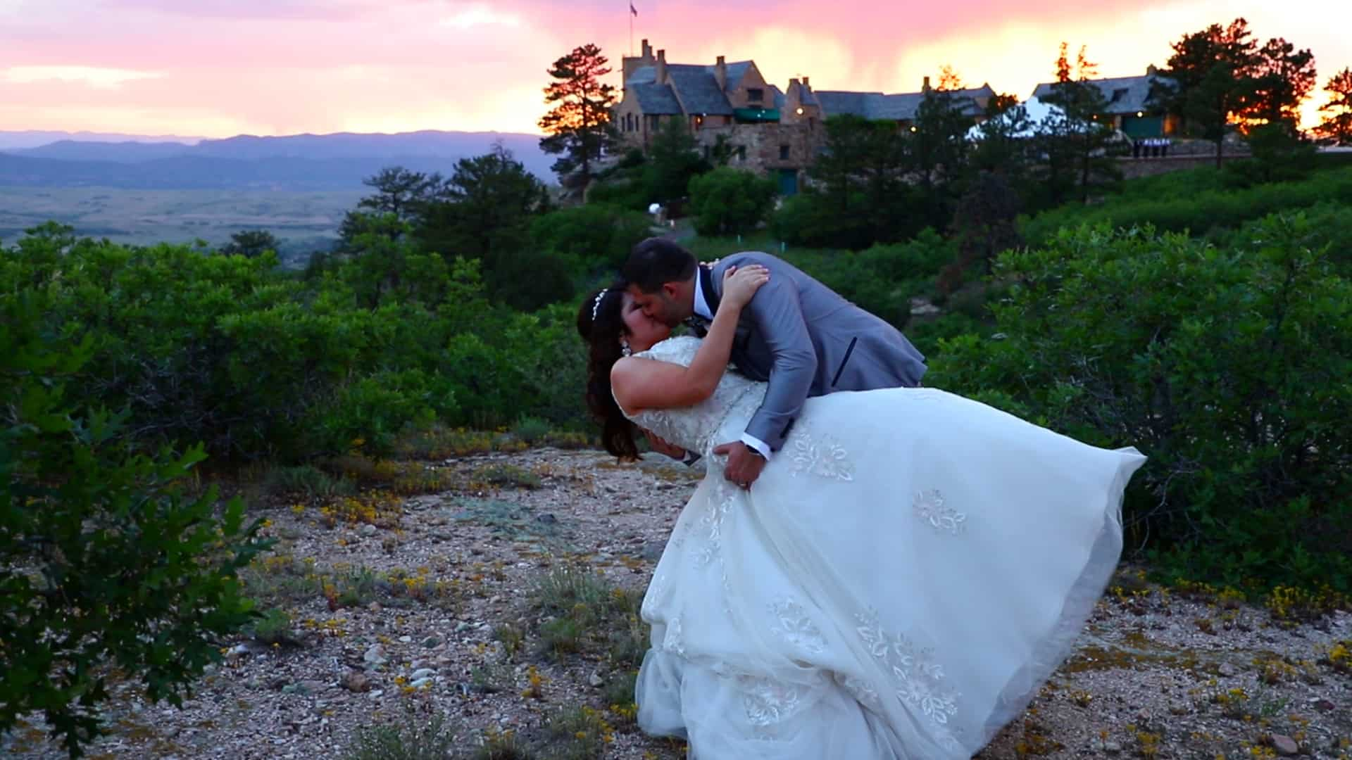 Cherokee Ranch and Castle Wedding