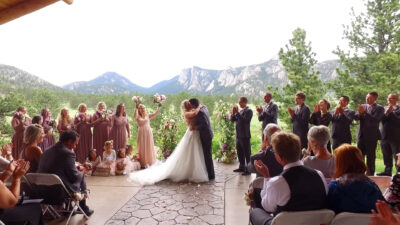Ryan & Whitney wedding – Estes Park, Colorado