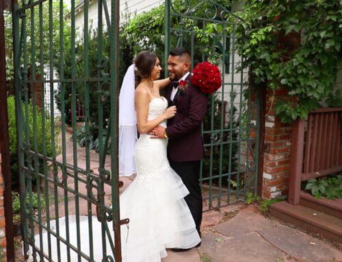 Sebastian & Alexia wedding Video
