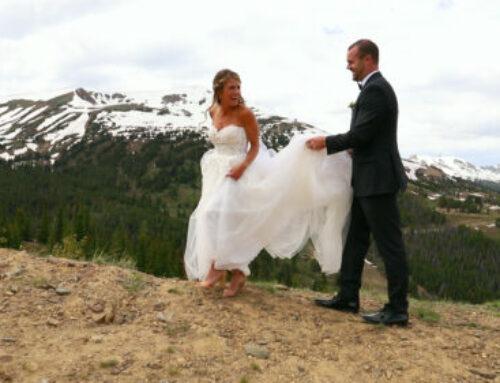 Ten Mile Station, Breckenridge, CO – Kaitlin & Justin's wedding video