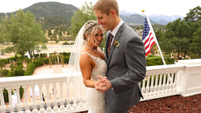 Wedding video at the Stanley Hotel