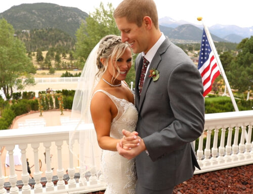 Chris and Lauren's Wedding video at the Stanley Hotel
