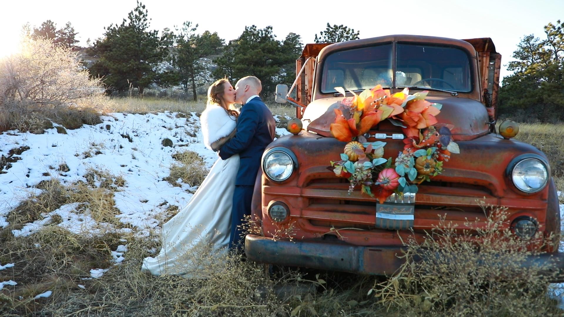 Lionscrest Manor Colorado Wedding Video