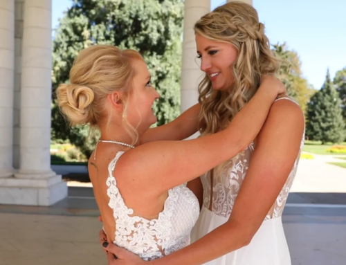Chelsea & Ali's Wedding Video – Denver, Colorado