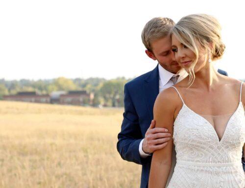Nick & Jenna's Catholic Wedding at Villa Parker Colorado