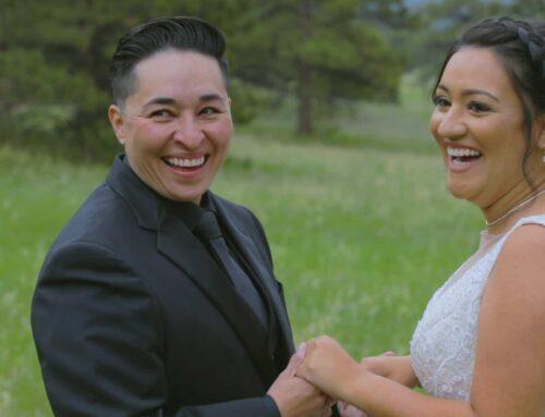 The Pines at Genesee Wedding video – Valerie & Brittnie